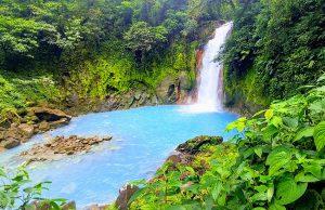 Río Celeste Guanacaste - #CostaRica