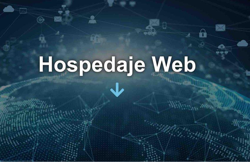 Portada Presentación Hospedaje Web
